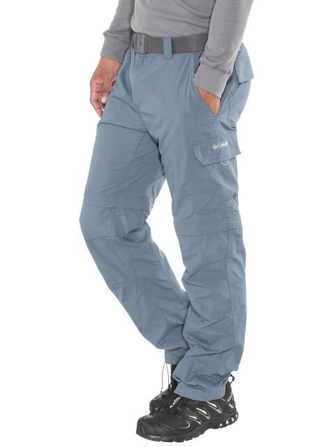 "Columbia Silver Ridge II - Pantalon long Homme - ""34 bleu"